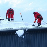 Высотные работы в Екб. Промышленные альпинисты, Екатеринбург