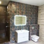 Ремонт ванной, плиточные работы, сантехника, Екатеринбург