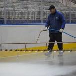 Заливка льда, катков, хоккейных коробок, обслуживание катка, Екатеринбург