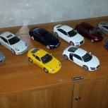 Коллекция масштабных авто, Екатеринбург