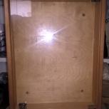Декоративный шкафчик со стеклом настенный, Екатеринбург