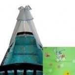 Комплекты в детскую кроватку 7 предметов, Екатеринбург