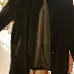 Куртка (шуба) двухсторонняя из нерпы и кожи.54-56, Екатеринбург