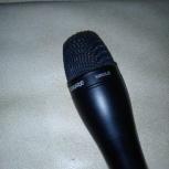 Репортажный микрофон Shure SM63LB Продам, Екатеринбург
