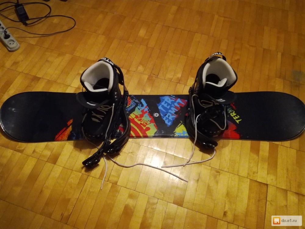 fc46f2c8ac5b Подростковый комплект  Сноуборд, крепления, ботинки, шлем, очки,  Екатеринбург 15