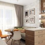 Дизайн-проект интерьера, подбор материалов, консультации, Екатеринбург