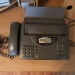 Факс Panasonic KX-F500, Екатеринбург