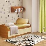 Кровать детская с тремя ящиками (фант), Екатеринбург