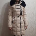 Утеплённое пальто. Женское, Екатеринбург