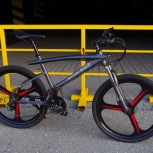 Спортивный велосипед с гидравлическими тормозами, Екатеринбург