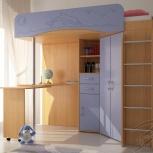Кровать чердак Мийа 1 Дельфин, Екатеринбург