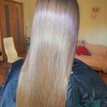 Ботокс волос, кератиновое выпрямление, нанопластика, Екатеринбург