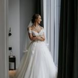 Свадебное платье со шлейфом, Екатеринбург