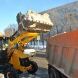 Уборка и вывоз снега (и не только), Екатеринбург