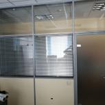 Офисные перегородки из алюминиевого профиля  1 700 ₽, Екатеринбург