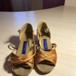Туфли для девочки для занятий бальными танцами, Екатеринбург