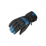 Перчатки SALOMON FORSE M BLACK/MOROCCAN BLUE, Екатеринбург