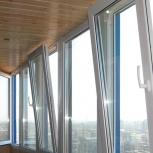 Балконы с поворотно-откидным открыванием с установкой, Екатеринбург
