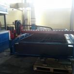 Продам станок плазменной резка металла с ЧПУ и Ленто-пильный станок, Екатеринбург