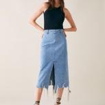 куплю юбку фирмы Зара джинсовую размер М, Екатеринбург