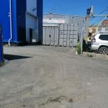 Аренда Ж/Д контейнера 20 футов, Екатеринбург