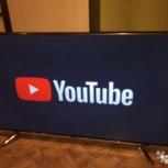 Smart ЖК телевизор Dexp с диагональю 127 см, Екатеринбург