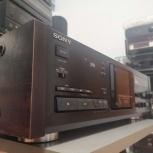 Sony tc-k333esg кассетная дека, japan, Екатеринбург