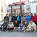Бригада строителей, Екатеринбург