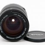 Объектив Sigma AF 28-200mm F3.5-5.6 Macro для Nikon, Екатеринбург
