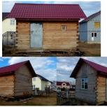 Продам новую баню 20 кв.м. (из бруса 150 х 150 мм), Екатеринбург