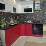 Модульная кухня Фламинго (2,1х2,15 м.), Екатеринбург