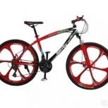 Продается велосипед на литье и Фэт, Екатеринбург