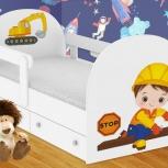 Детская кровать Строитель (Гт), Екатеринбург