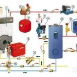 Автоматизация системы отопления и водоснабжения, Екатеринбург
