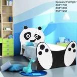 Детская кровать Панда (Миди), Екатеринбург
