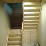 Лестницы деревянные (эконом)., Екатеринбург