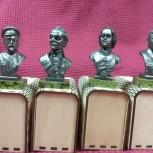 Оловянные солдатики, бюсты, статуэтки, Екатеринбург