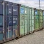 Хранение в контейнере, территория для бизнеса, торговые места, Екатеринбург