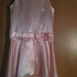 Платье нарядное розовое платье рост 146, Екатеринбург