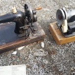 Швейная машинка.Швейная машина.Старинная швейная машина Зингер и ТуР 2, Екатеринбург