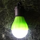 Лампа для кемпинга, в палатку (новая), Екатеринбург