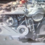 Продам двигатель на   субару импреза  1.5, Екатеринбург