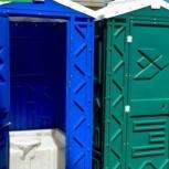Мобильная Туалетная Кабина «Ecostyle Ecogr», Екатеринбург