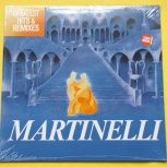 MARTINELLI - Greatest Hits & Remixes 2018 ZYX Music Germany / Sealed, Екатеринбург