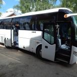 Автобусы на заказ, Екатеринбург