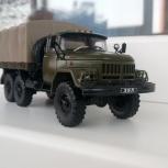 Автолегенды СССР грузовики, выпуск 15 (ЗиЛ-131)., Екатеринбург