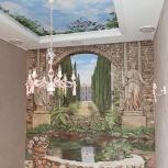 Художественная роспись стен и потолков, декор, Екатеринбург
