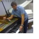 Настройка пианино, Екатеринбург
