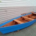Лодка деревянная, Екатеринбург