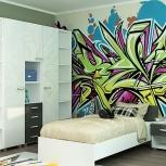 Подростковая мебель Тинейджер граффити (СМТ), Екатеринбург